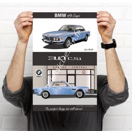 Travail graphique sur mon Cab Poster_E9
