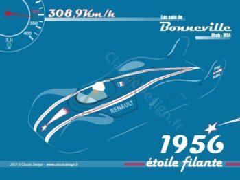 Etoile Filante - Renault