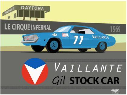 Vaillante Gil Stock Car